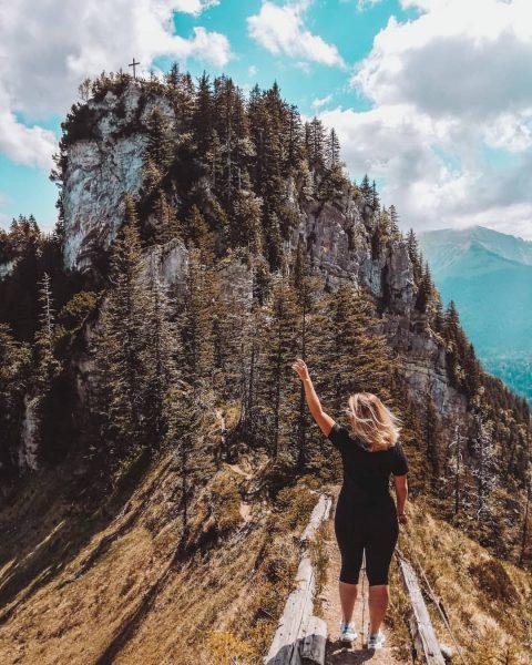 So Aufregend kann die eigene Heimat sein 😍 Mit Berglandschaften und Ausblicken, die locker aus einem Film...