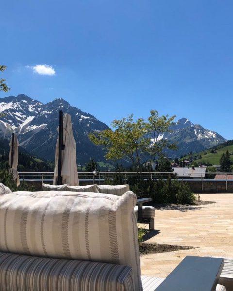 #openandopenforyou | Die Aussichten auf unserer Terrasse sind bestens und wir freuen uns so, dass wir jetzt...