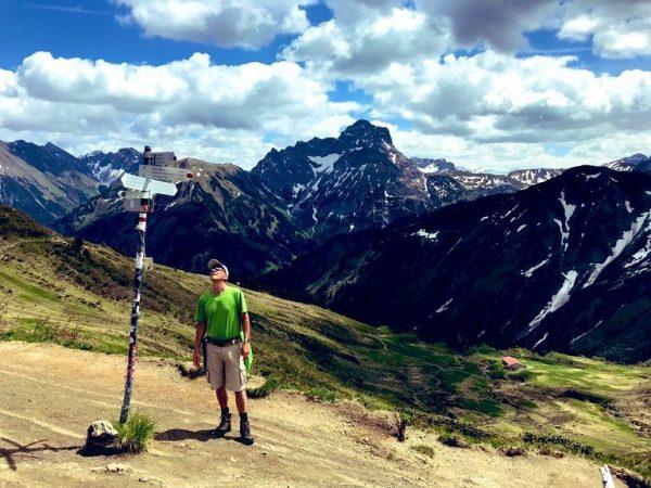 Wandern ins #Kleinwalsertal! ❤️🥾🙋♀️ #Österreich #Alps