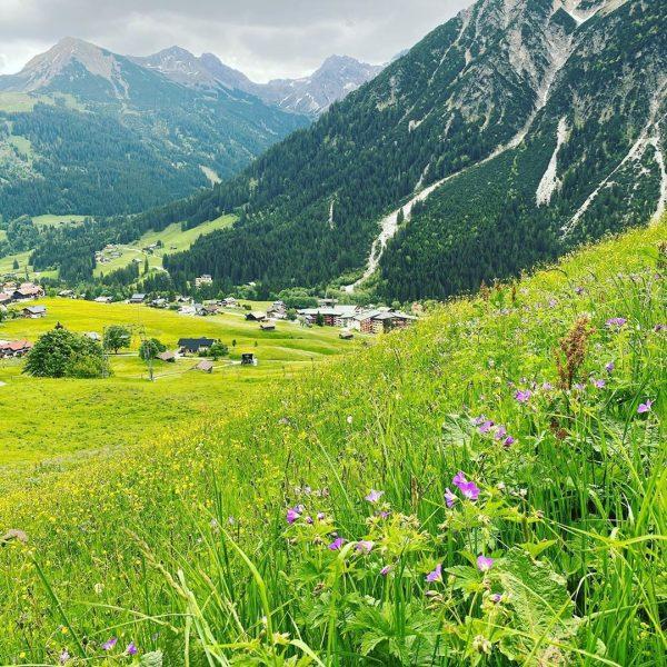 #kleinwalsertal #oesterreich #summertime Kleinwalsertal Österreich