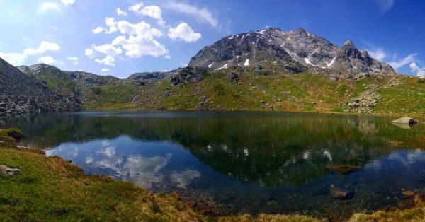 #hiking #breitspitze #vallülasee #mountains #montafonerleben #montafon #naturelovers #kops #partenen #verbellaalpe #wiegensee #colours #visitvorarlberg ...