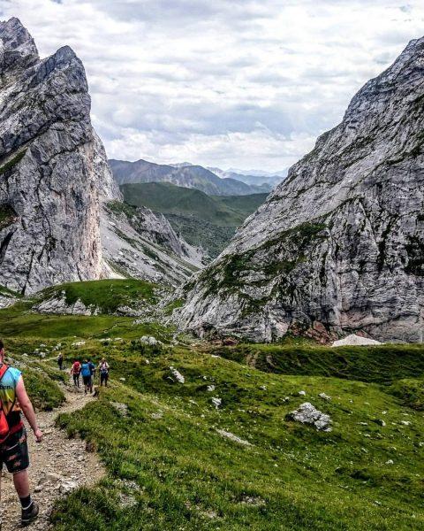Hüttentour vorbei am Schweizer Tor #hiking #wandern #trip #tour #view #landscape #swiss #schweizertor ...