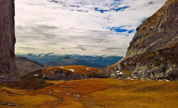 #schweizertor #lünersee #brandnertal #hiking Schweizer Tor