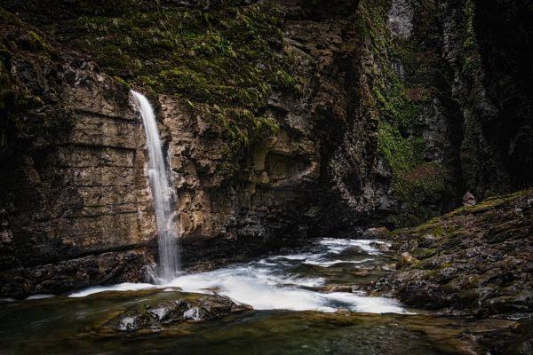 Üble Schlucht - Austria Vorarlberg... #water #waterfall #rock #river #ravine #landscape #Austria #vorarlberg ...