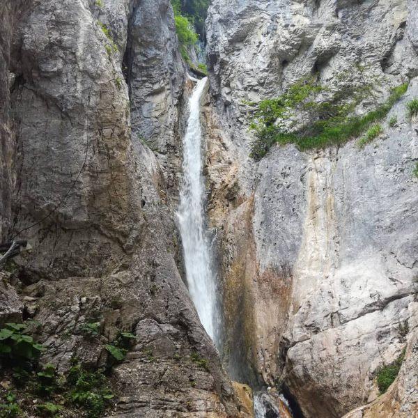 #ronggwasserfall #klettersteig #austria #ronggalpe #sport #summer #holiday