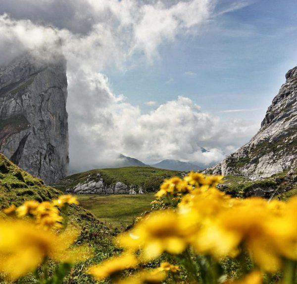 Wieder rübergehüpft durchs Schweizer Tor. 🇨🇭 #Schweizertor #rätikon #prättigau #visitvorarlberg #swissalps #myswitzerland #brandnertal ...