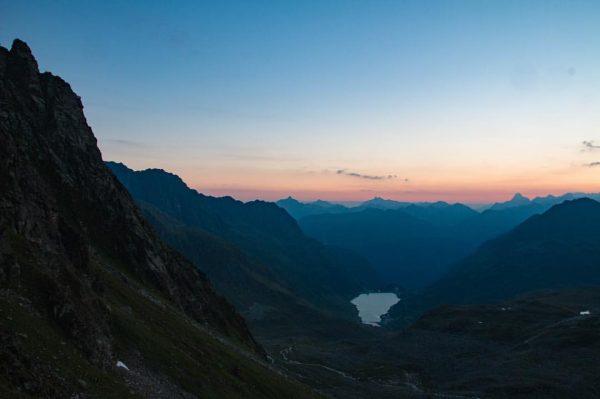 #silvretta #alps #mountains #austria🇦🇹 #österreich🇦🇹 #saarbrueckerhuette #vermuntstausee #sunrise Silvretta