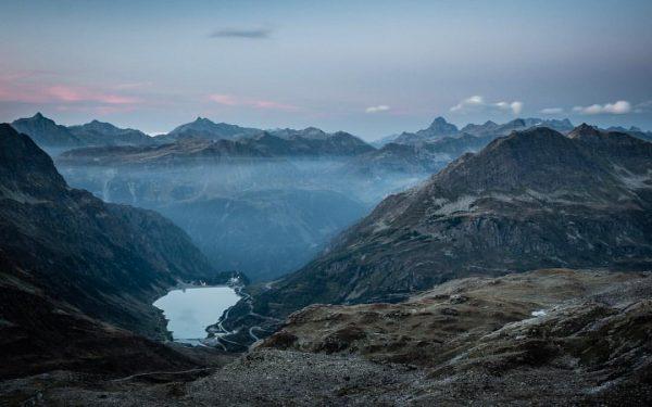 Kromertal & Vermuntstausee, Austria 2018 #silvretta #kromertal #vermuntstausee #austria #landscape #nature #saarbrückerhütte #dusk ...