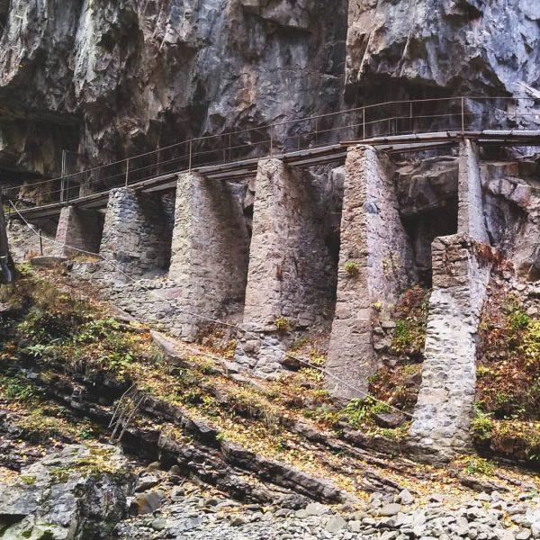 #visitvorarlberg #vorarlberg #übleschlucht #structures #rankweil #wandern #hiking