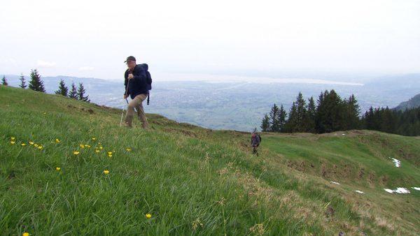 Min Weag - Mit sich selbst auf Wanderschaft - Man kann sich Vorarlberg ...