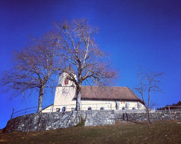 Kirche und Kloster Viktorsberg. #österreich #austria #vorarlberg #viktorsberg #klosterviktorsberg #kirche #bluesky #denkmalschutz #stiftung