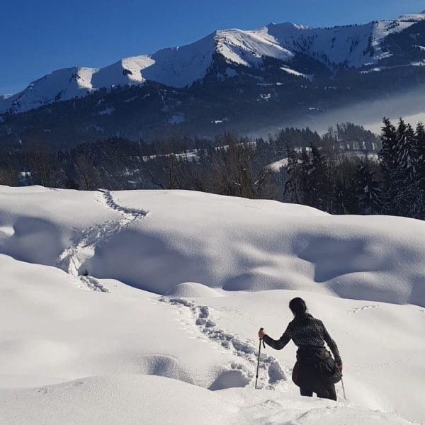 Wintertraum 😎 Schwende (berg)