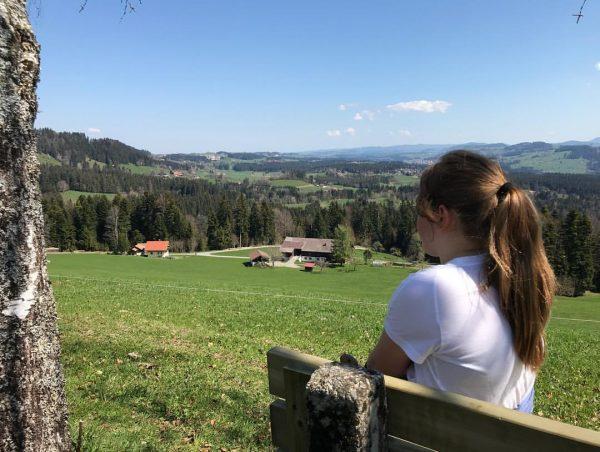 Endlich wieder wandern 🥾😊 #hirschberg #hirschbergau #scheidegg #scheffaubeischeidegg #nagelfluhkette #pfänder #pfänderspitze #frühling #springtime ...