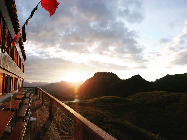 #Tag1 #MontafonerHüttenrunde #Schruns - #Tilisunahütte 4:30h / 1.670 hM / 12 km #YouCan🐔It ...