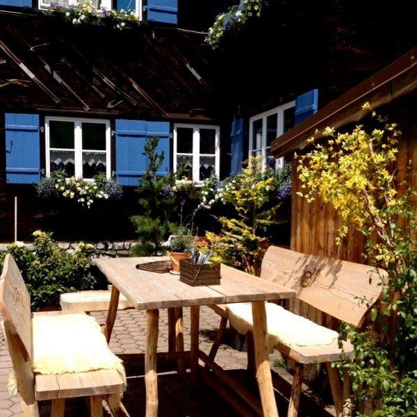 Happy summer time! Auf unserer Sonnenterrasse kann man ziemlich gut entspannen… 😉 #chill ...