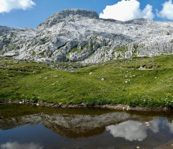 """""""Berge sind stille Meister und machen schweigsame Schüler"""" - Johann Wolfgang von Goethe ..."""