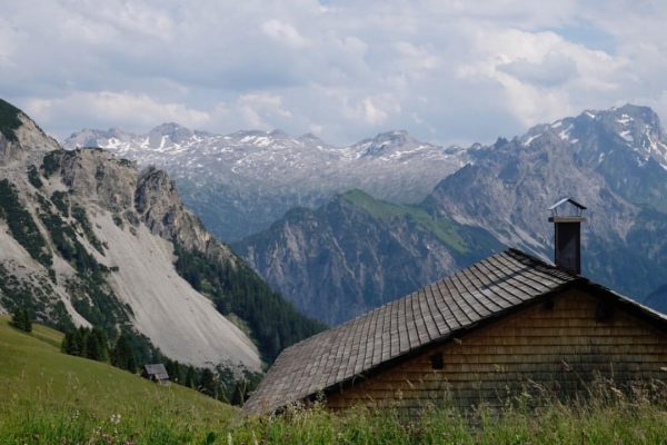 Wanderung rund um das Zafernhorn Zafernhorn