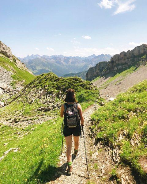 Seid ihr bereit für euren nächsten Wanderurlaub? 🥾 Von unserer Auenhütte aus starten ...