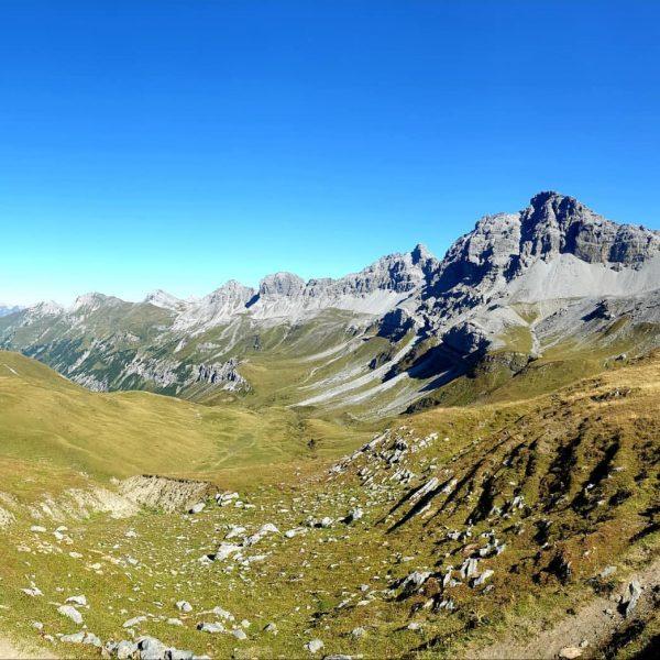 Freunde on Tour #berge #mountains #wandern #hiking #friends #österreich #austria #lech #zürs #arlberg ...