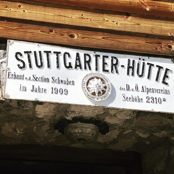 #Bergsonne #paediprotect #gebirgssonnencreme Stuttgarter Hütte