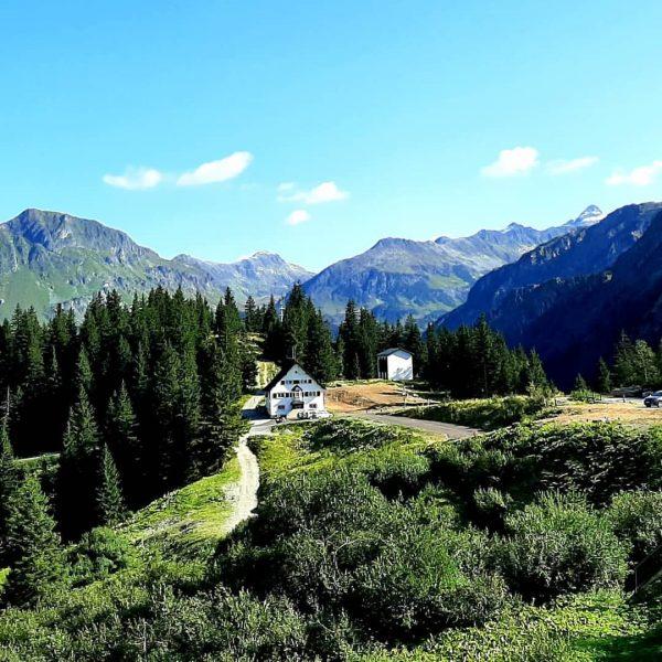🏔🏞⛰ #flashback 11.09.2019 a day trip to #austria #montafon #silvretta #silvrettastausee #silvrettahochalpenstrasse #vermuntstausee ...