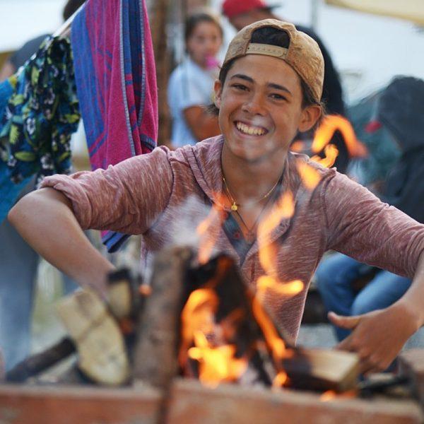 Pure Lebensfreude - das ist #BowCamp #oasek77 und alles für das wir leben!