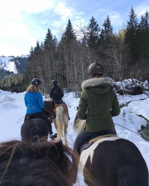 Thank you for the weekend girls! ♥️Love you! 😘 #austria #vorahlberg #ebnit #icelandichorse ...