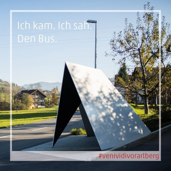Have you ever thought about the impact of a busstop? 🚌 It's the beginning and the ending...