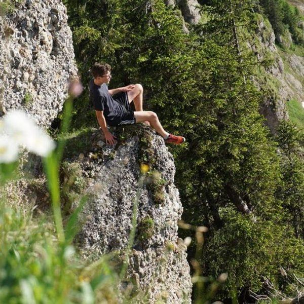 remember⛰ #seelekopf #climb # #gipfel #nagelfluhkette #hike #allgäu #... Seelekopf