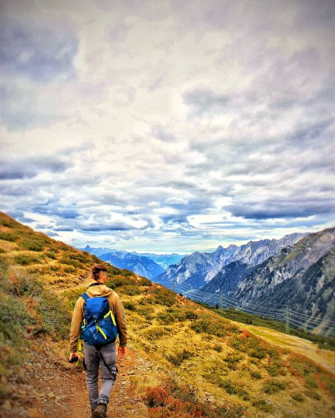 Kaltenberghütte hiking trip(Summer 2019) #kaltenberghütte #summer2019 #summer #hiking #hikingislife #mountain #homeiswherethemountainsare #austria #alpen ...