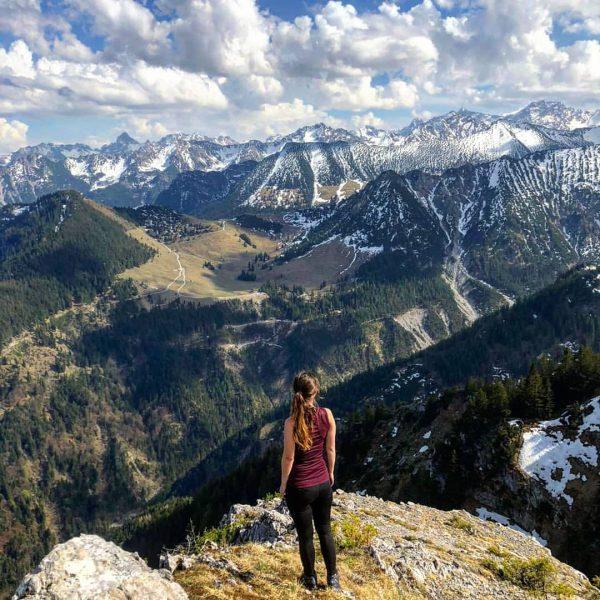 Wanderung von Gurtis zur Gurtisspitze. #gurtisspitze #gurtis #1777m Gurtisspitze