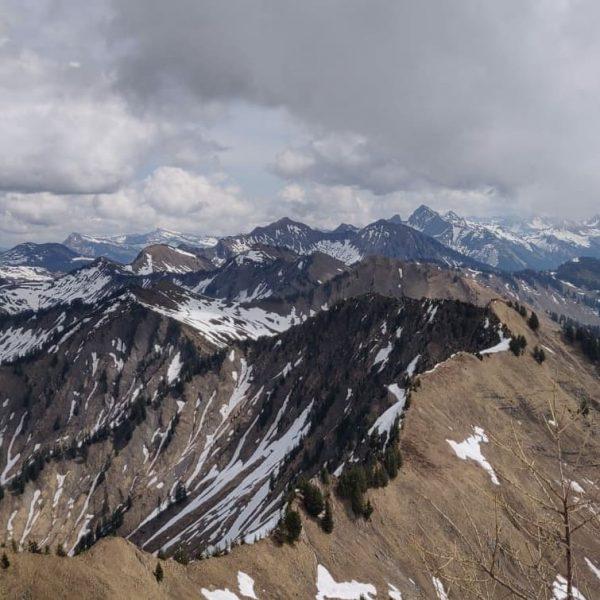 Überschreitung Walserkamm Von Blons nach Thüringerberg #walserkamm #grosswalsertal #Vorarlberg #wandernvorarlberg