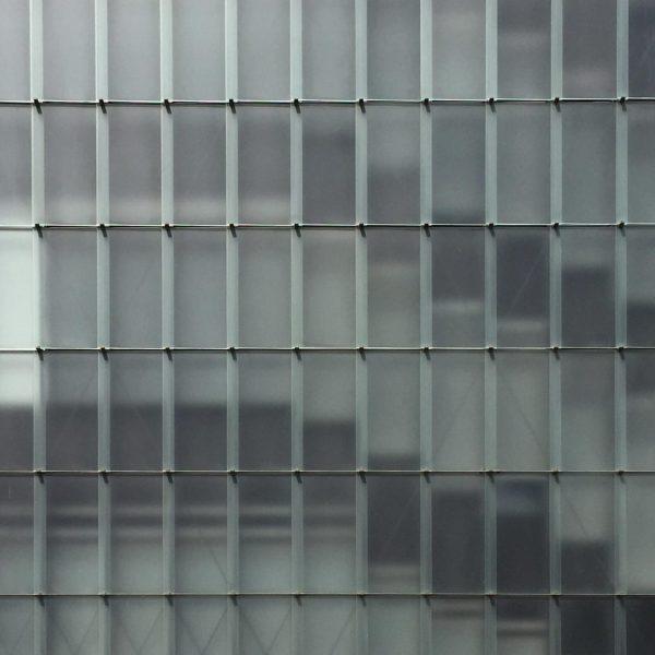 Kunsthaus Bregenz (KUB) #artgallery #modernart #gallery #architecture #facade #staircase #translucent #peterzumthor @peter_zumthor_ #kornmarktbregenz ...