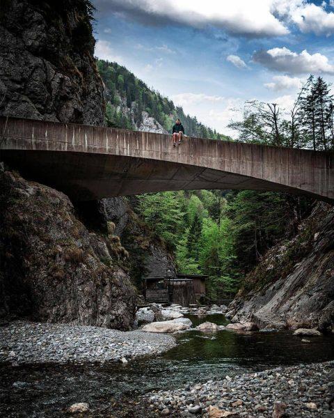 Die schönsten Plätze in Dornbirn? Das Gütle, Ebnit, Rappenloch- und Alplochschlucht gehören definitiv ...