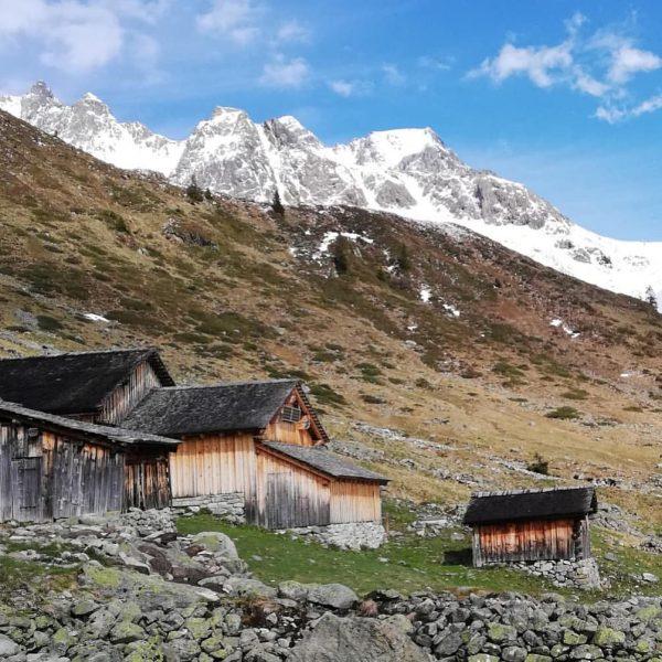 Unterwegs zur Alpe Netza😊 #bergliebe #montafon #meinmontafon #mountains #heimatliebe #alpen #outdoor #vorarlbergwandern #enjoytime ...