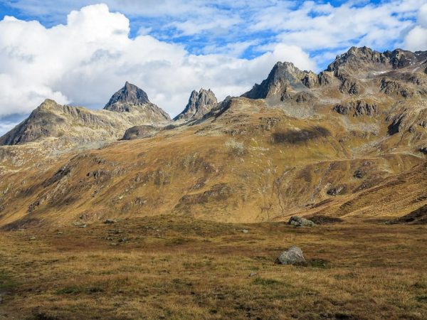 Another shot from the beautiful Verwall region. These mountains are part of the ...