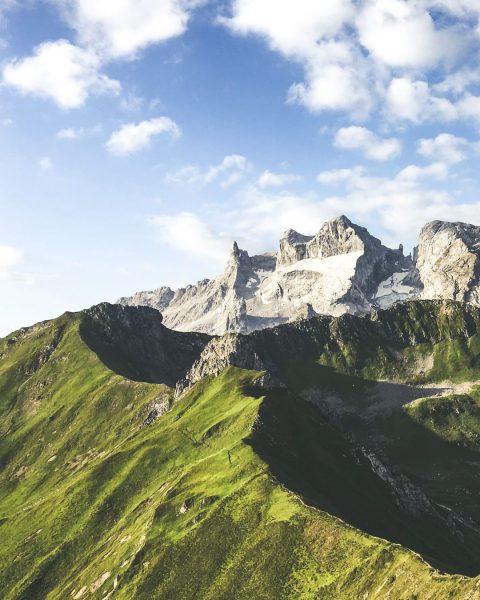 VORFREUDE ... auf die Drei Türme. ⛰ #bergemitwow WANDERTIPP 🎒 ➡ Golmer Höhenweg ...