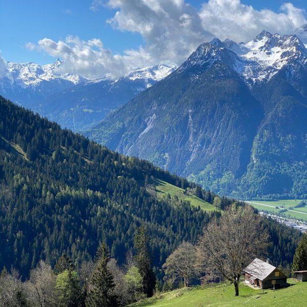 Unterwegs am @muttersberg1401 ... tut das gut, 20000 Schritte, ich freu mich aufs Mittagessen 😉 ... #unsereheimat...