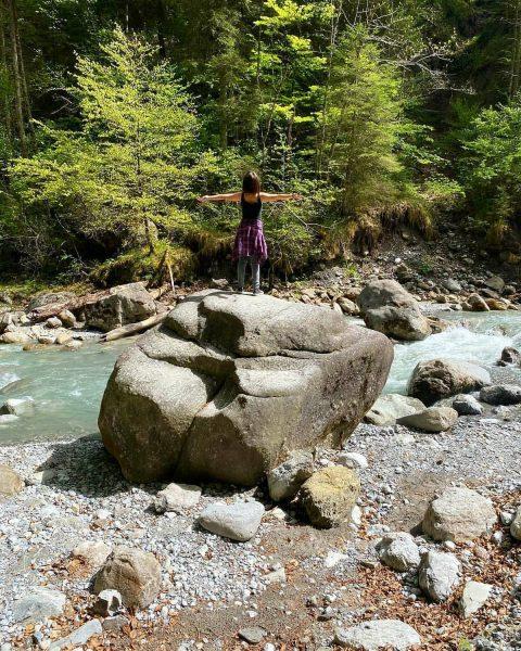 Feel free💕🏞 #vorarlberg #austria #österreich #bürs #bürserschlucht #wandern #hiking #berge #mountains #enjoynature #enjoylife ...