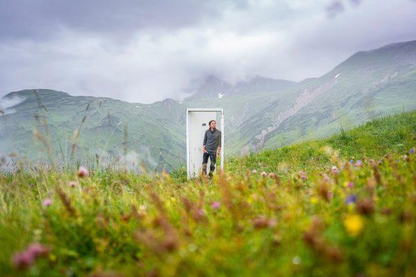 Kunst am Wanderweg Grüner Ring am Arlberg Zum Nachlesen, stöbern un...d eintauchen: Ein ...