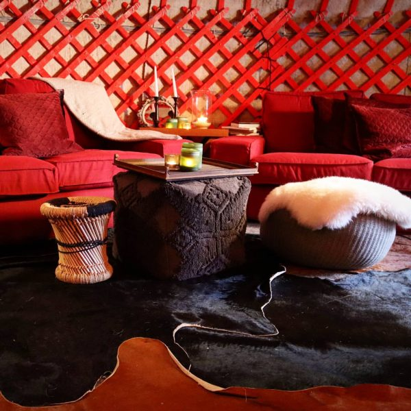 A lot of our guests fell in love with our interior and furniture. ...