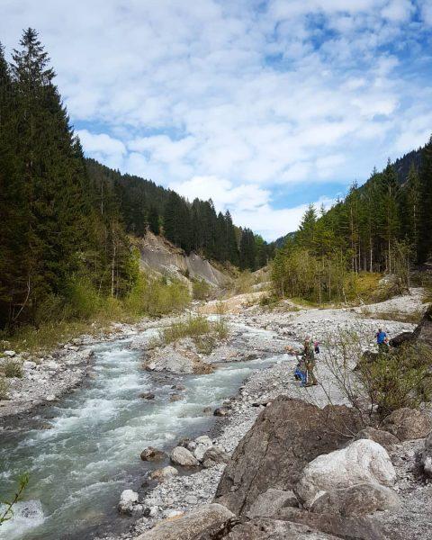 #riverofnoreturn #river #marul #vorarlberg #sky #fishing #nature