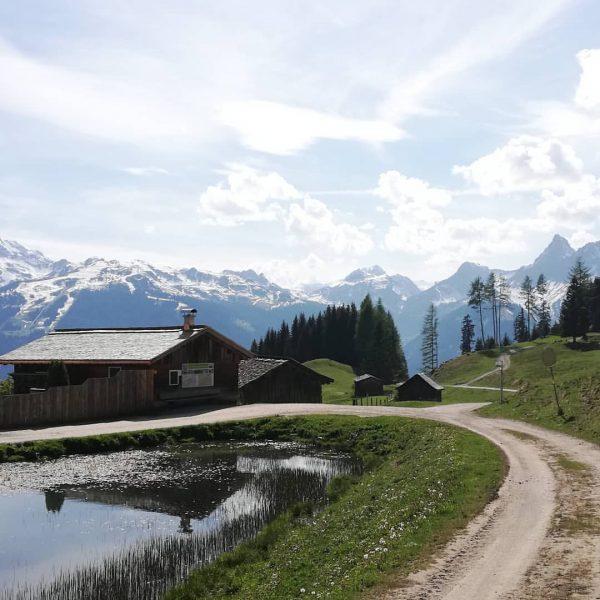 Traumtag😊 #traumtag #mountain #meinmontafon #montafon #heimatliebe #vorarlberg #österreich #hotelbergerhof #vorarlbergwandern #hike #bisbald #amazing ...
