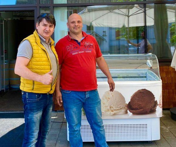 🎉NEU! Original Dolce Vita EisGenuss 🍦 gibt es seit heute auch in Wolfurt ...