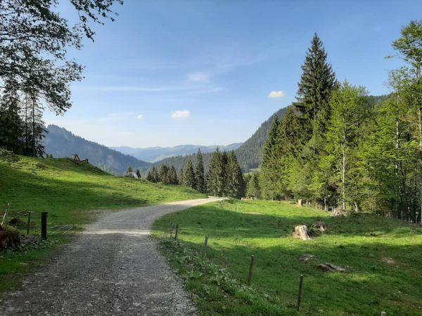 Szombat délutáni kirándulás #schönenbach #vorarlberg #ausflug #wandern #kirándulás #austria Schönenbach Alp, Vorarlberg, Austria
