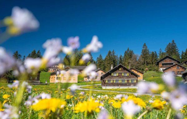 Kitschig schön #bregenzerwald #bödele #austria #visitvorarlberg