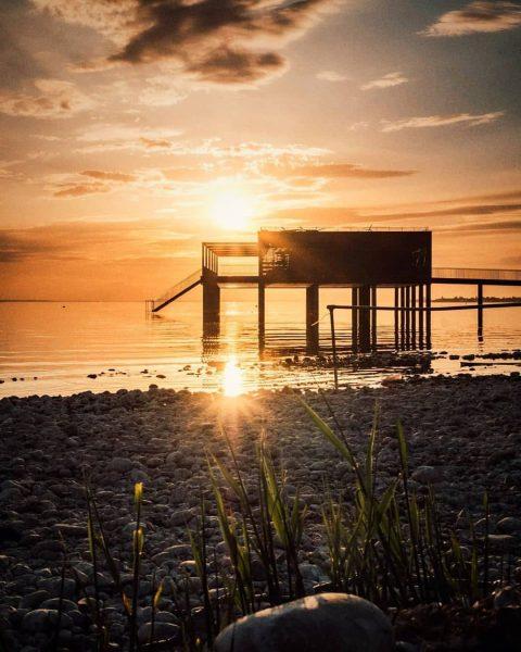 It's the little things 🌅. . Danke @carmen11.12 für das traumhafte Sonnenuntergangsfoto am ...