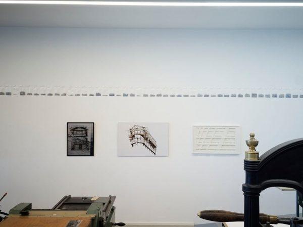 WIEDERERÖFFNUNG am DO, 28. MAI vom #Druckwerk #Lustenau und der Kooperations- #Ausstellung