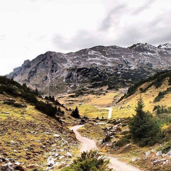 Auf dem Weg zur Roten Wand 🗻 Mehr zur Wanderung unter: #blog #natur ...