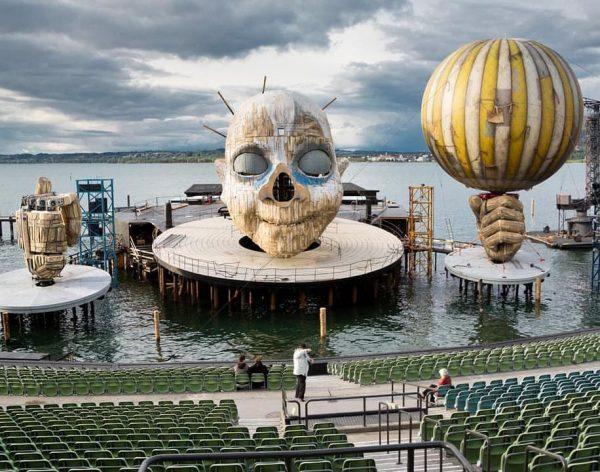 Die @bregenzerfestspiele 2020 müssen leider abgesagt werden. Bregenz ist eine Festspielstadt. Die aktuelle ...